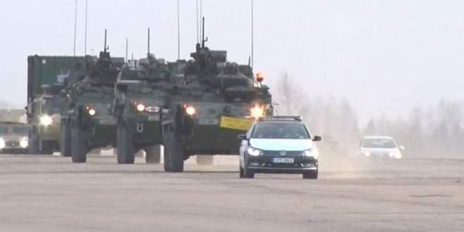 ABD'den Rusya'ya karşı 'Ejderha Yürüyüşü'