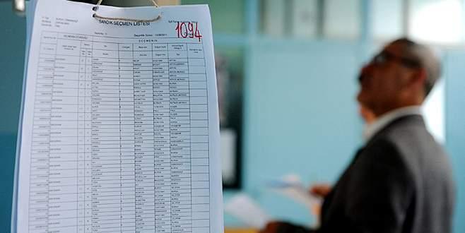 Seçmen listeleri ne kadar askıda kalacak?