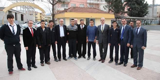 Büyükşehir'den Gemlik'e ikinci spor tesisi