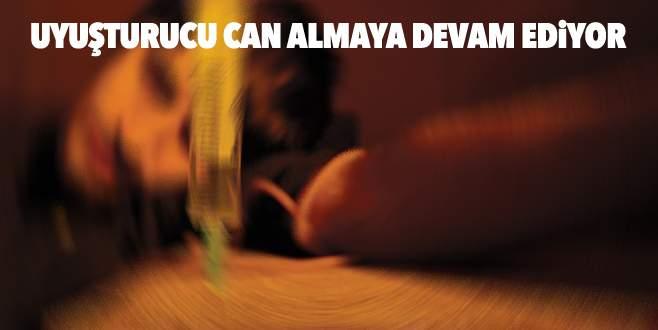 Bursa'da uyuşturucuya bir kurban daha!
