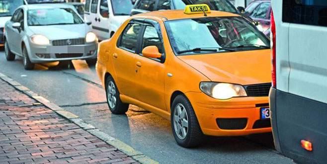 Taksi plakasında yeni dönem!