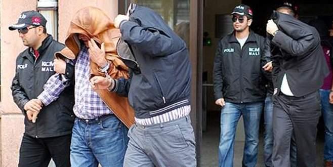 Hayali ihracat operasyonunda 20 tutuklama