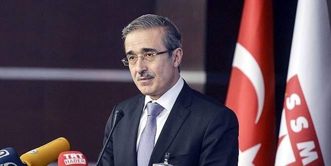'Türkiye savunma sanayinde pazar değil'