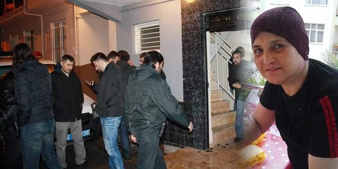 Bursa'da korkunç intihar!