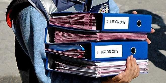 'KPSS şüphelilerinin 616'sı devlet memuru'