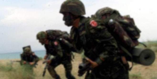 PKK barınaklarına operasyon