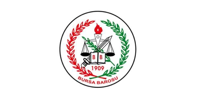 Bursa Barosu'ndan 'Adalet Hareketi'