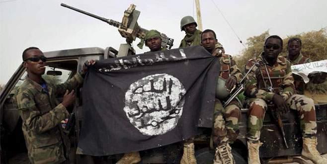 """""""Boko Haram yeniden 500'e yakın kadın ve çocuğu kaçırdı"""""""