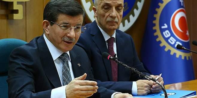 Davutoğlu'ndan flaş kıdem tazminatı açıklaması