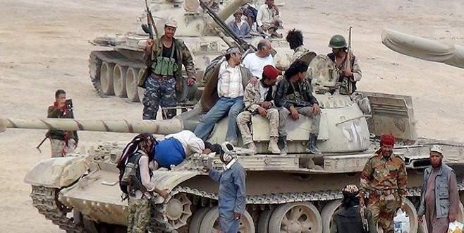 Husi militanları Aden'de