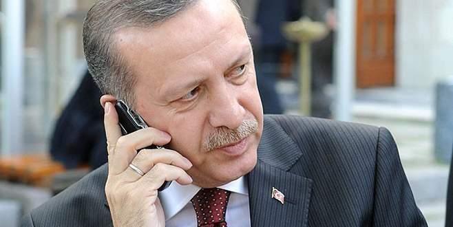 Erdoğan'dan İspanya Kralı Felipe'ye taziye