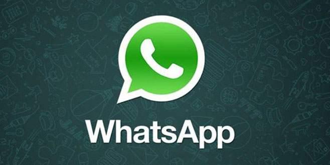 WhatsApp kullanana bomba haber
