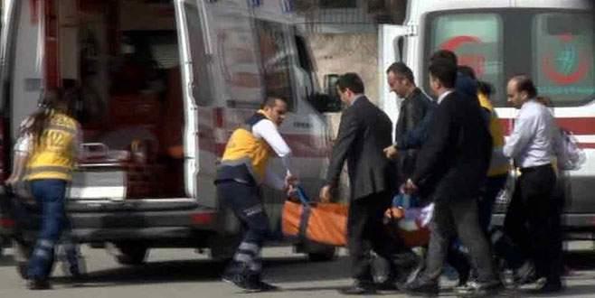 Bursa'da okuldan uzaklaştırılan liseli dehşet saçtı