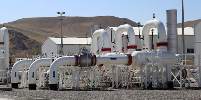 Türkiye'nin doğalgaz ithalatı ocakta arttı