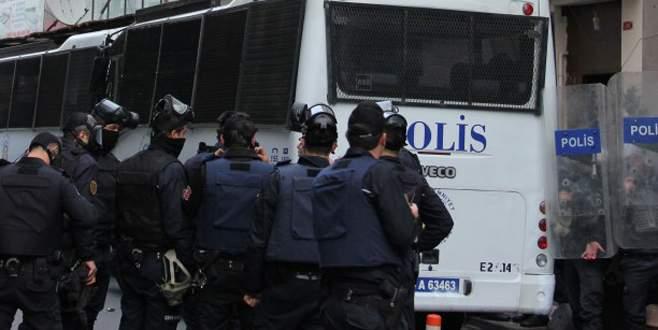 Bursa'da uyuşturucuya 21 tutuklama