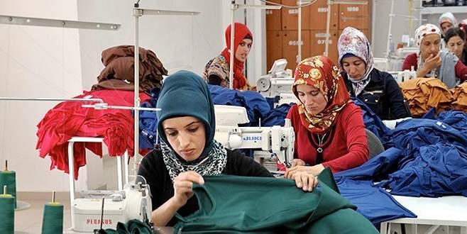 İşkur'dan 51 bin kadına iş