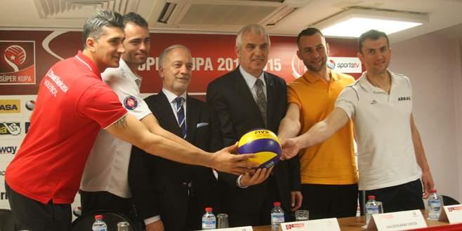 Süper Kupa heyecanı Bursa'da