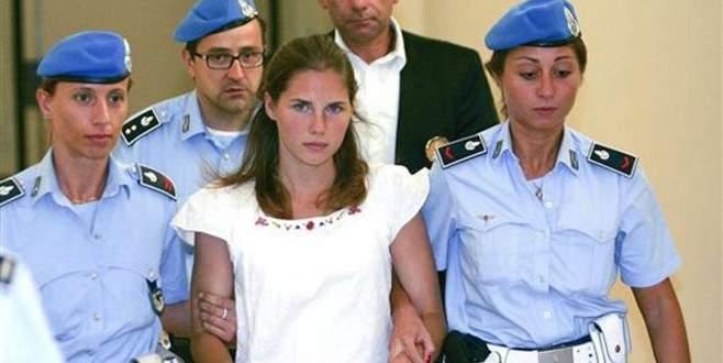 Amanda Knox cinayetten suçsuz bulundu