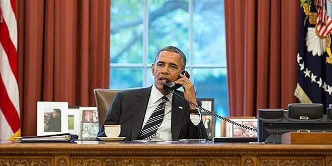 Selman ile telefonda görüştü