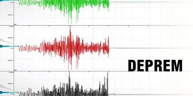 Kahramanmaraş'ta 4.1 büyüklüğünde deprem