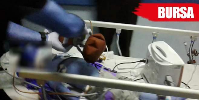 Kamyonetin çarptığı küçük kız hayatını kaybetti