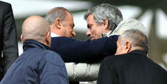 Fatih Terim'e Mourinho'dan sms geldi