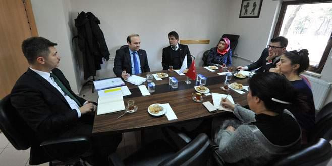 Uzmanlar Osmangazi'de buluştu