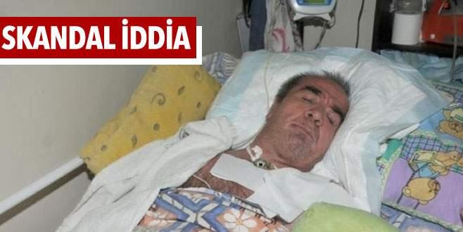 Hastaneye yürüyerek gitti, özürlü çıktı