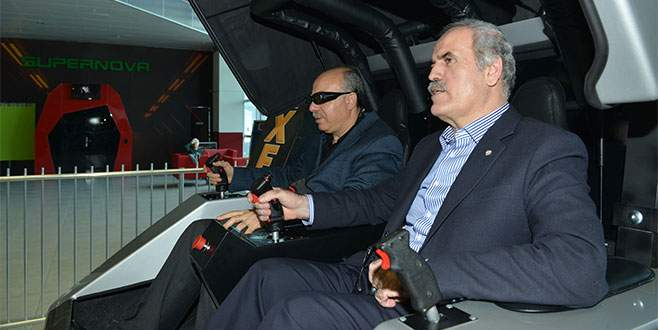 Maxflight Türkiye'de ilk kez Bursa'da