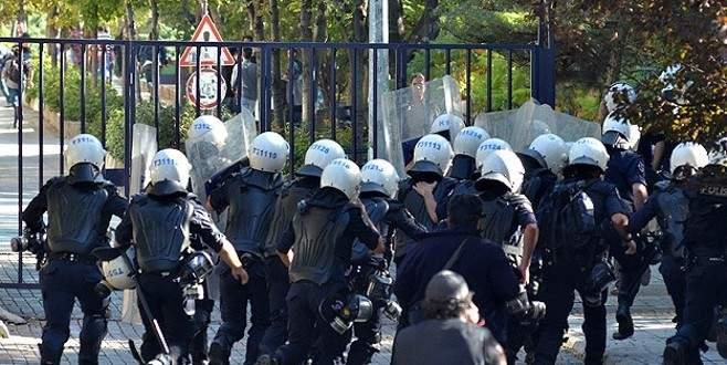 Üniversite öğrencilerine operasyon: 15 gözaltı