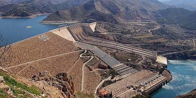 Barajlardaki su seviyesi yükselişte