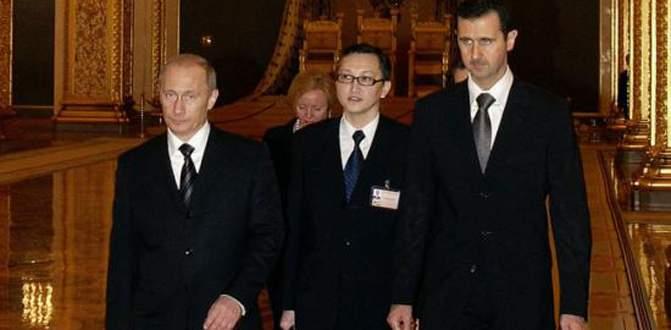 Putin, Esad'a silah satmış!