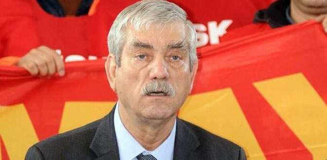 '1 Mayıs'ta Taksim'de olmak istiyoruz'