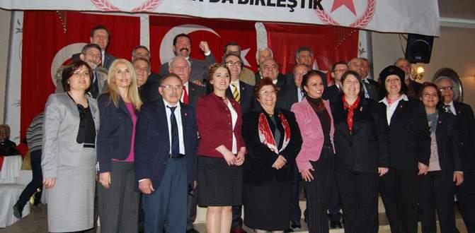 Vatan Partisi adaylarını tanıttı