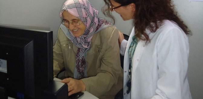 Orhangazili kadınlar bilgisayar kullanmayı öğrenecek