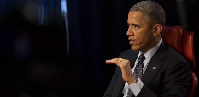 Obama'dan El Sisi'ye jest