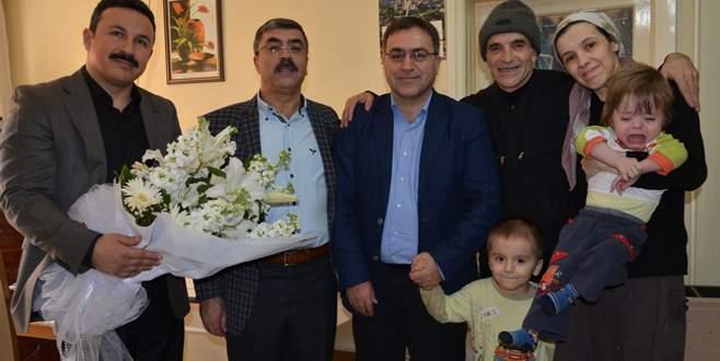 Mehmet için Sağlık Müdürlüğü devrede