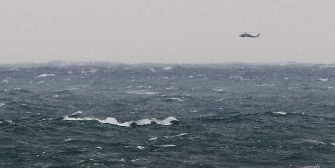 Balıkçı gemisi battı!.. 54 ölü!