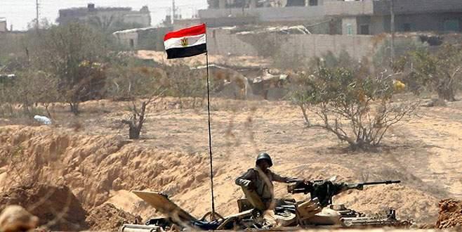 Mısır'da kontrol noktasına saldırı: 27 ölü
