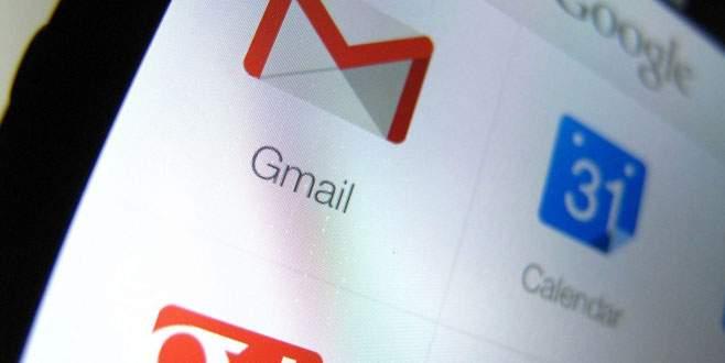Gmail hesabı olanlar bugün itibariyle…
