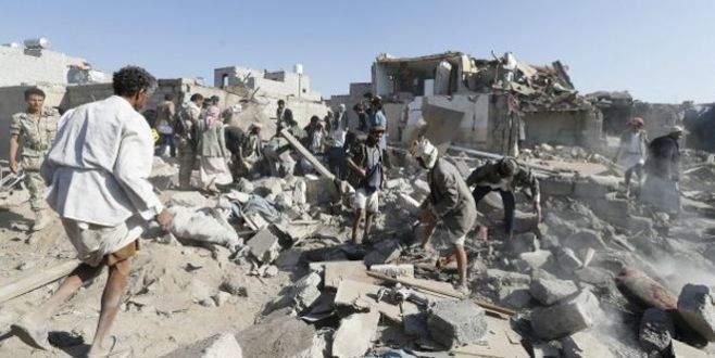 ABD'den Yemen harekatına 'jet' destek