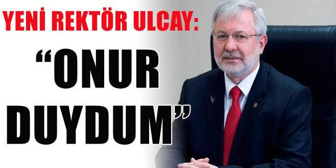 Ulcay: Onur duydum