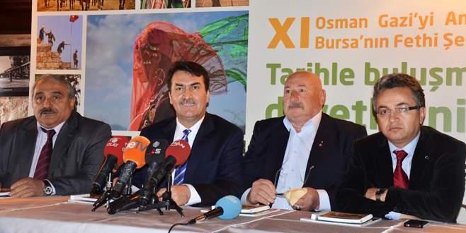 Bursalılar tarihe yolculuk yapacak