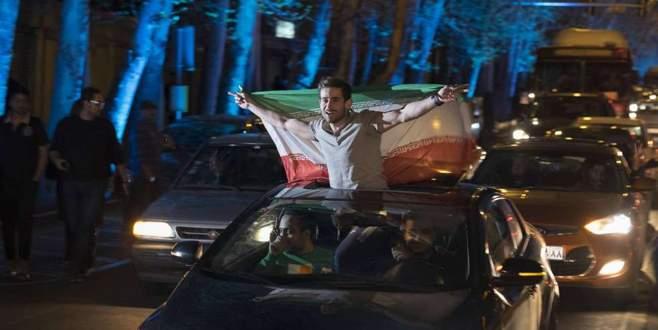 İran'da coşku İsrail'de korku