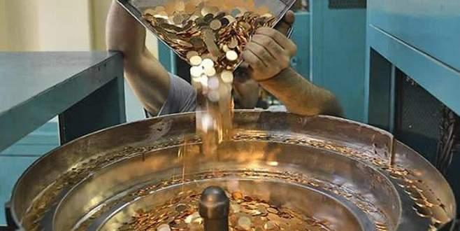 Darphane'den bir ayda 355 bin altın