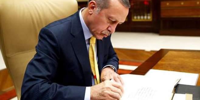Erdoğan, İç Güvenlik Yasası'nı onayladı