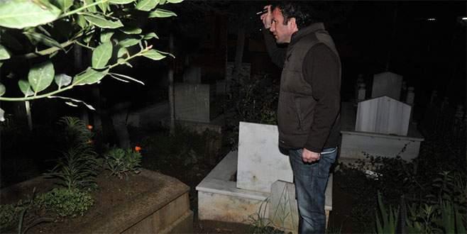'Mezarlıkta ölüyorum' ihbarı polisi alarma geçirdi