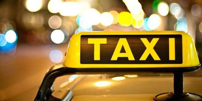 Taksicilerden toplu intihar girişimi