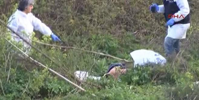 Boş arazide erkek cesedi bulundu!