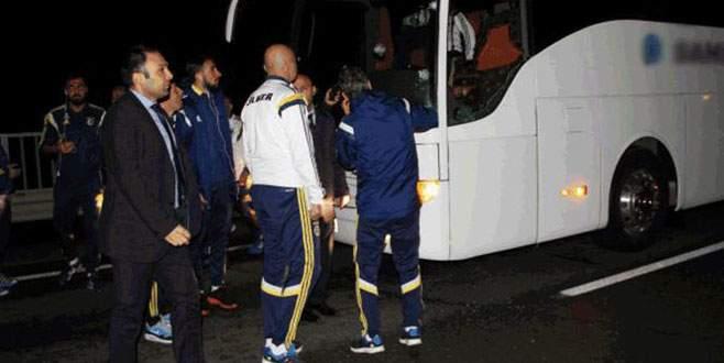 Fenerbahçe kafilesini taşıyan şöför ilk kez konuştu
